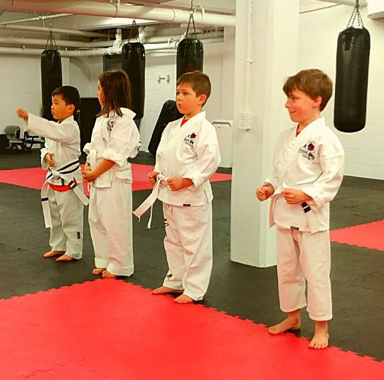 Karate Builds Physical Coordination and Control