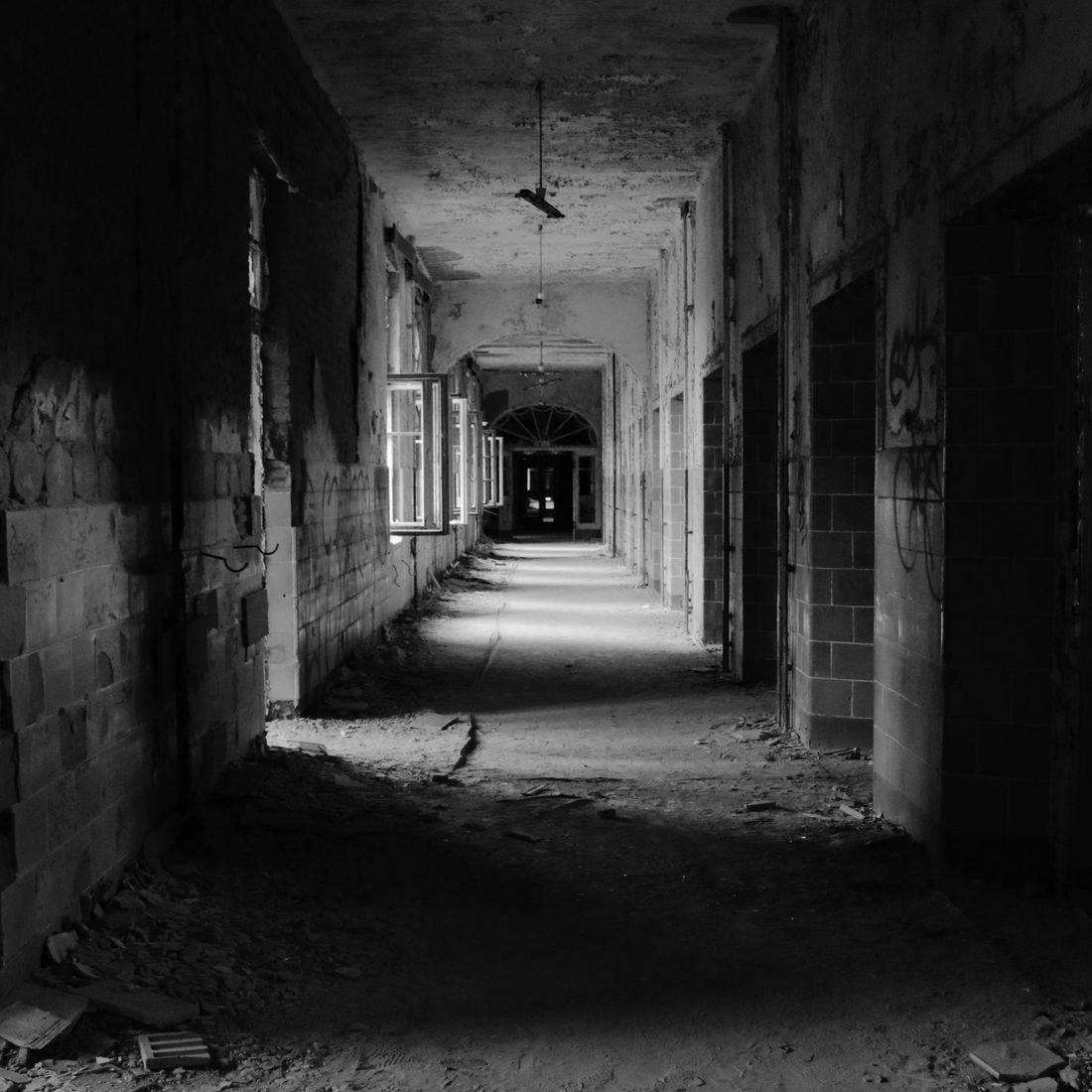 Urbex Photography Beelitz Heilstätten Chirurgy