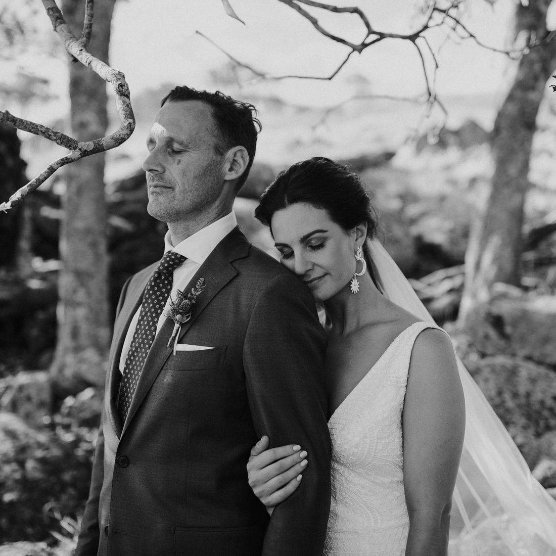 Ashleigh and Matt's Verandahs wedding