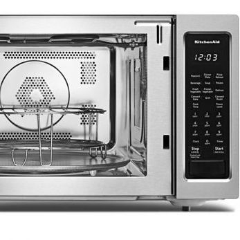 kitchenaid convection microwave $549
