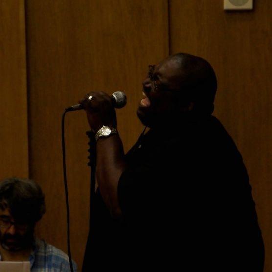 Darren Johnson on Vocals