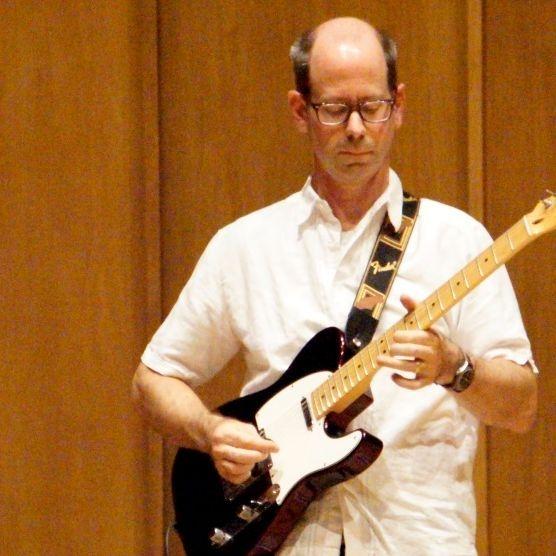 John Potts on Guitar