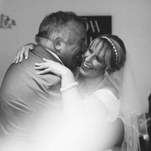 Documentary style wedding photography Dorset