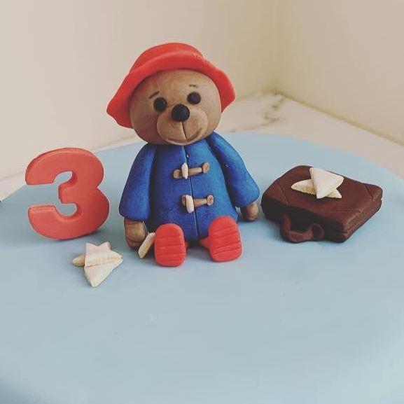Paddington Bear cake Fabu-Lous Cakes