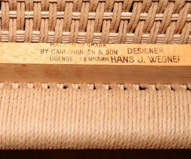 Hans Wegner Dining Chair 23
