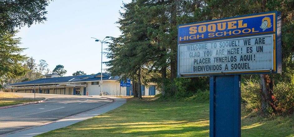 haunted santa cruz, haunted high school