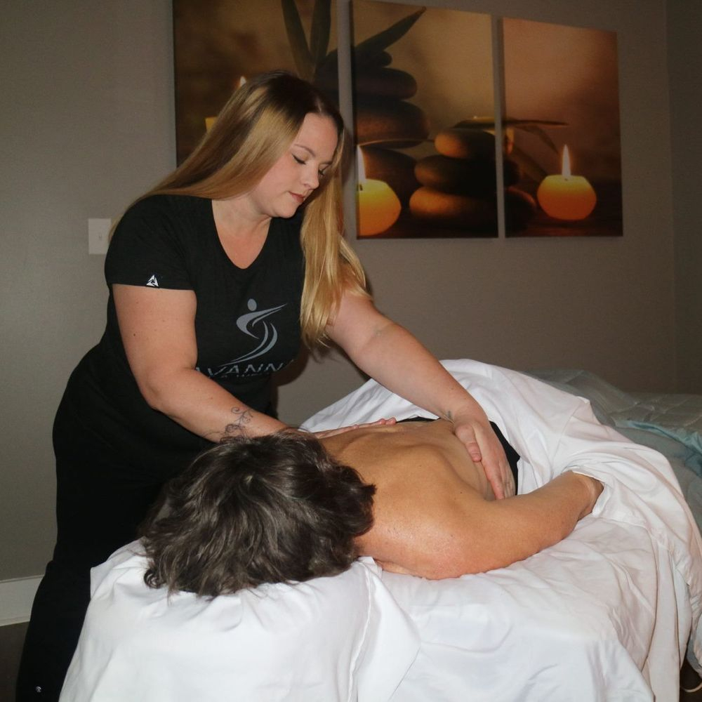 Bethany Skipper Massage Therapist Savannah