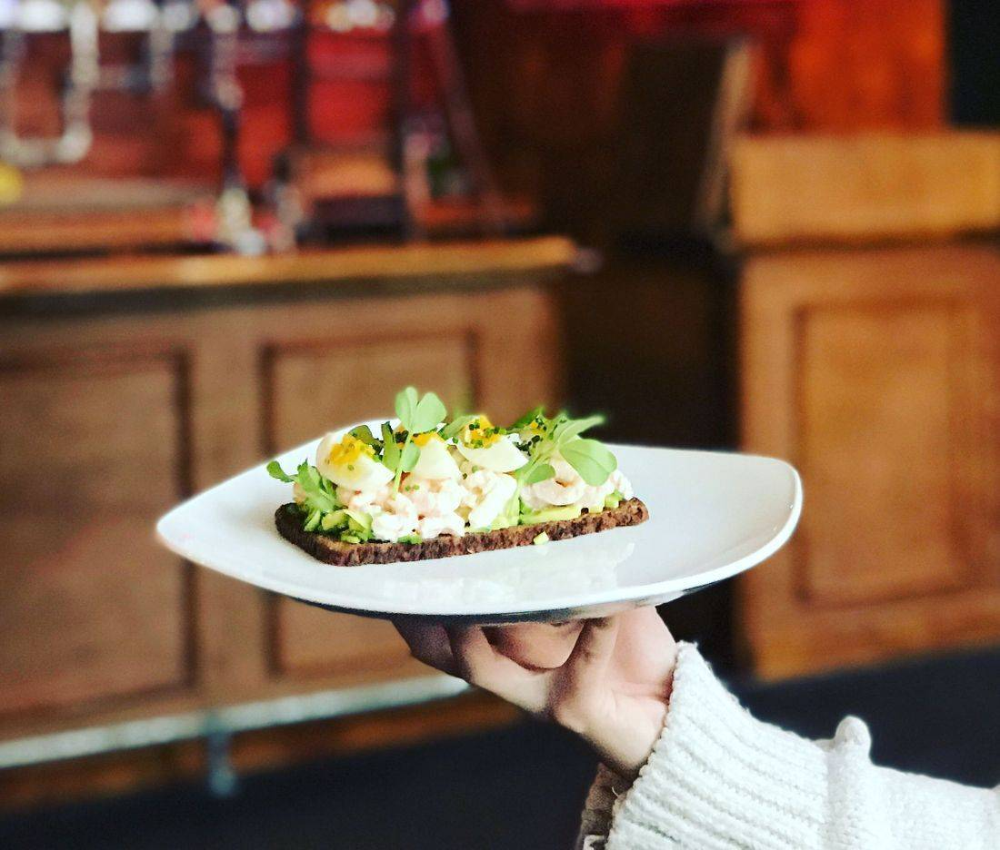 brunch, leeds, bottomless, dough, vice and virtue, independent, restaurant, christmas party