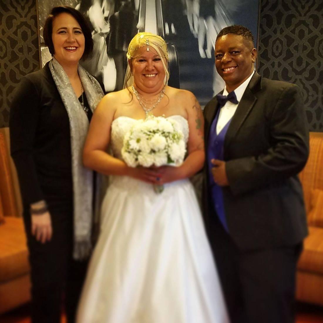 lesbian, gay, same sex wedding, lgbtq, minister, officiant, celebrant, wedding