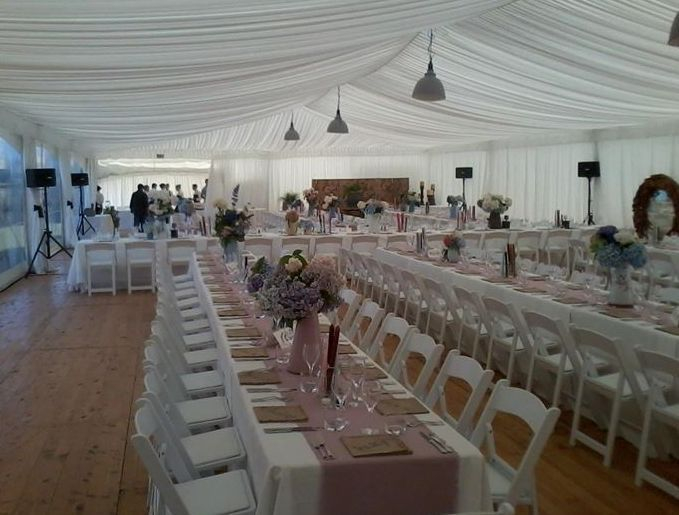 large,250 people,Canterbury wedding,best,party