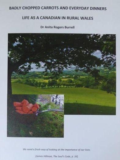 memoir, self-help, Wales, Canadian