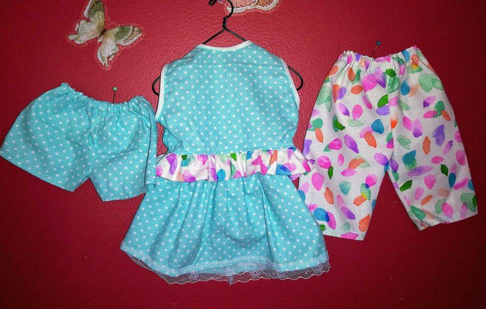 "American Girl size clothes, Am. Girl clothes, Doll clothes, 18"" doll clothes"