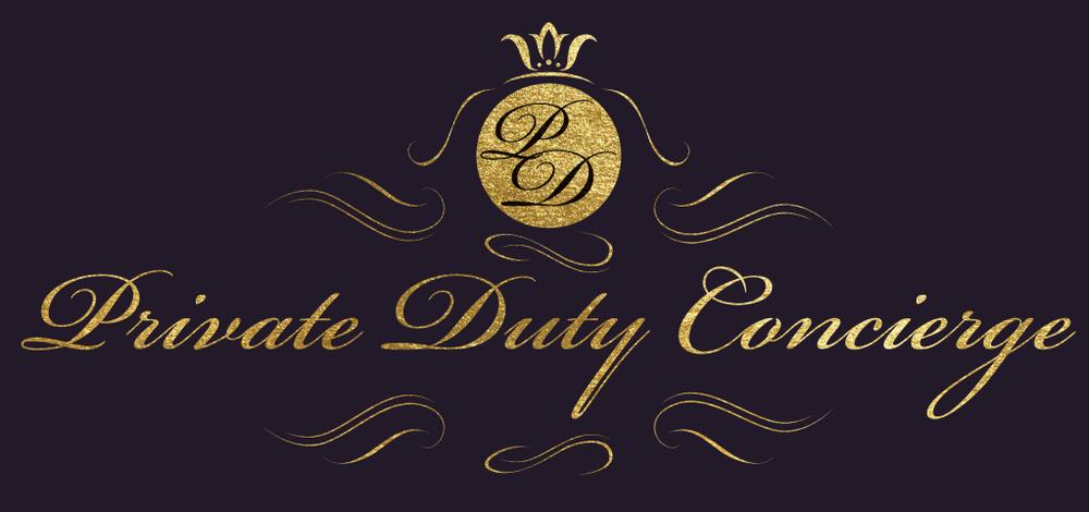 Private Duty Concierge