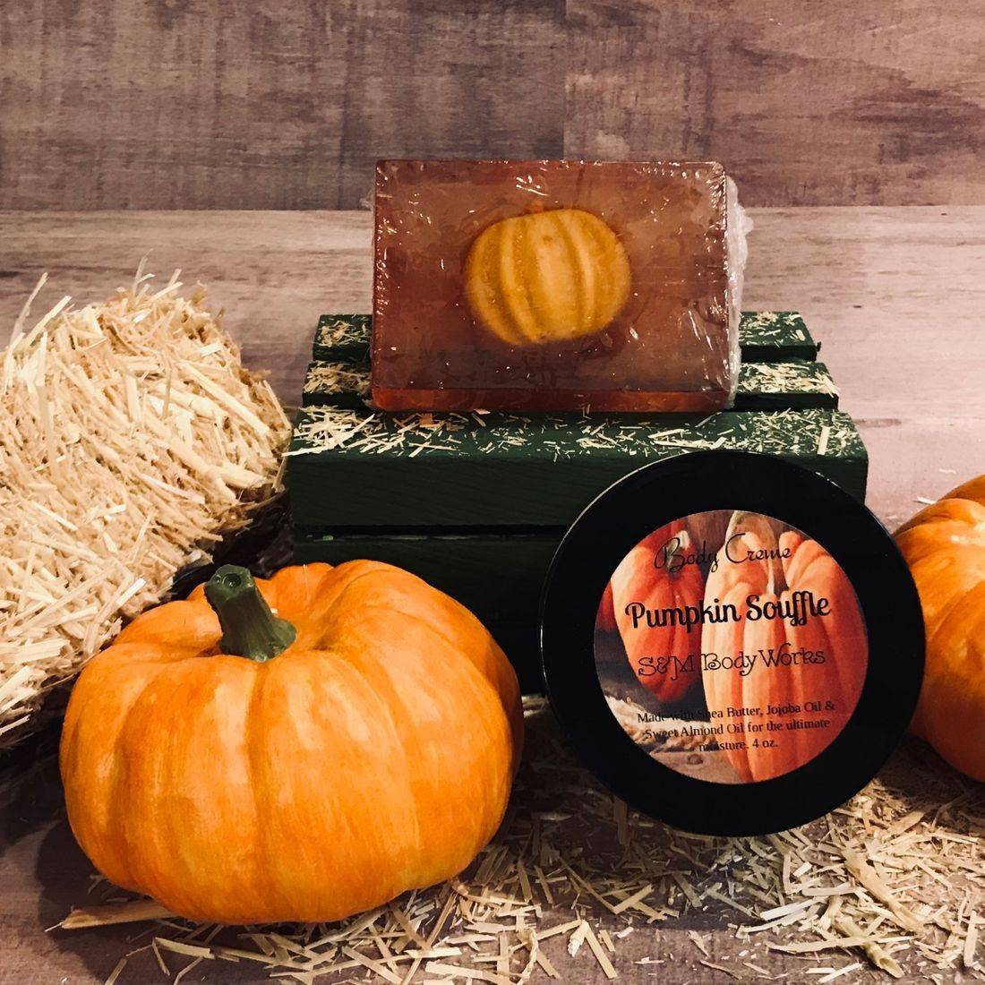 pumpkin spice, fall, vanilla, body creme, soap,
