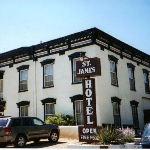St. James Hotel &  Restaurant