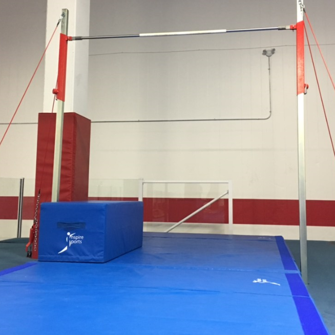 Strap High Bar for Gymnastics in Victoria and Saanich, kids, recreational, competitive