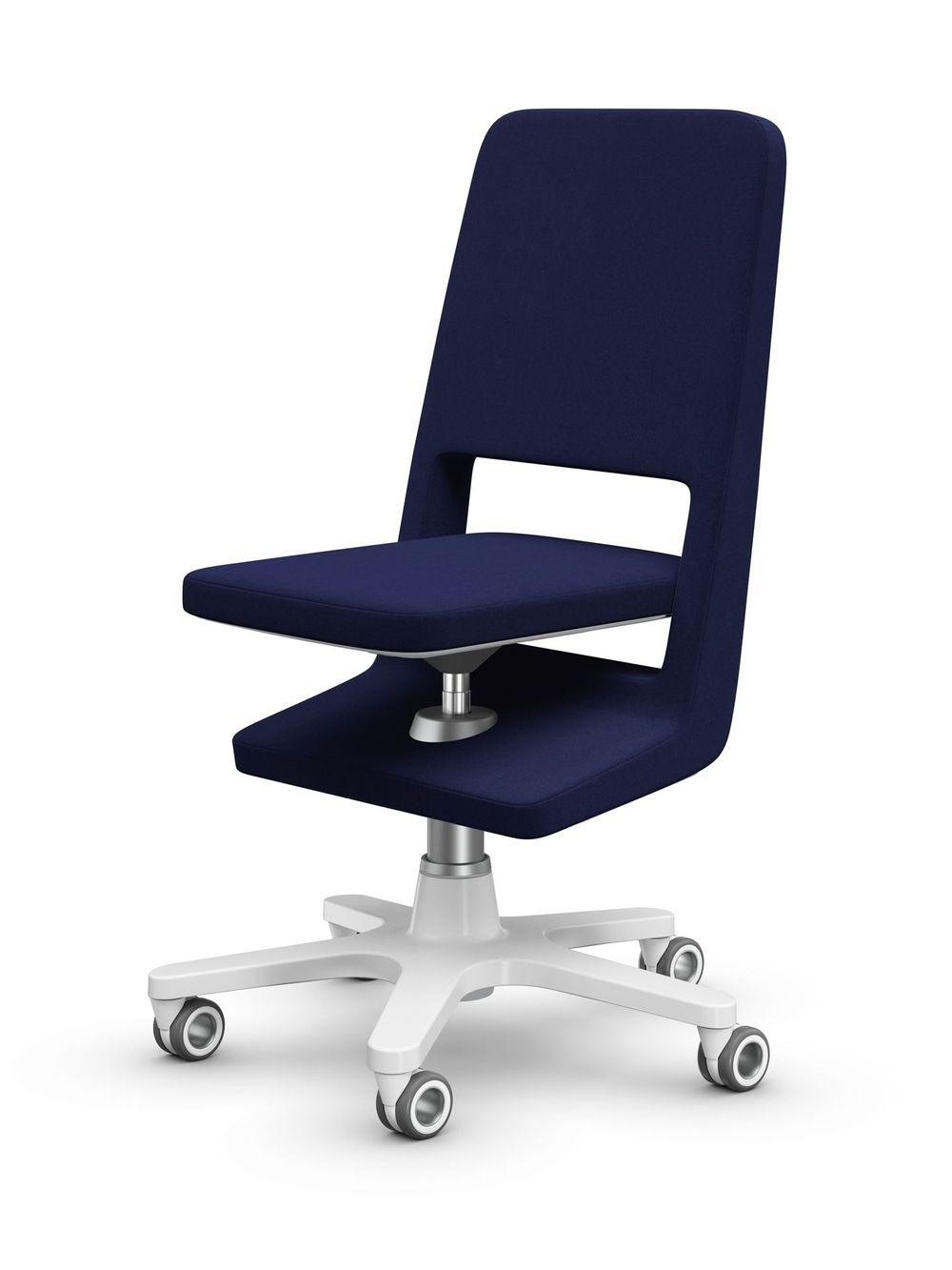 Sedia ergonomica S9 Moll