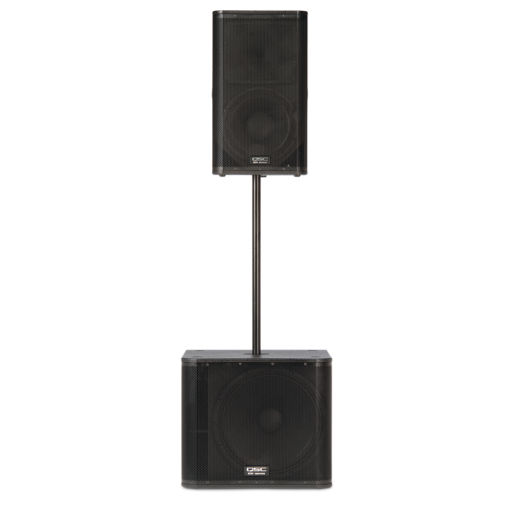 Powered Speaker and Subwoofer System for rent