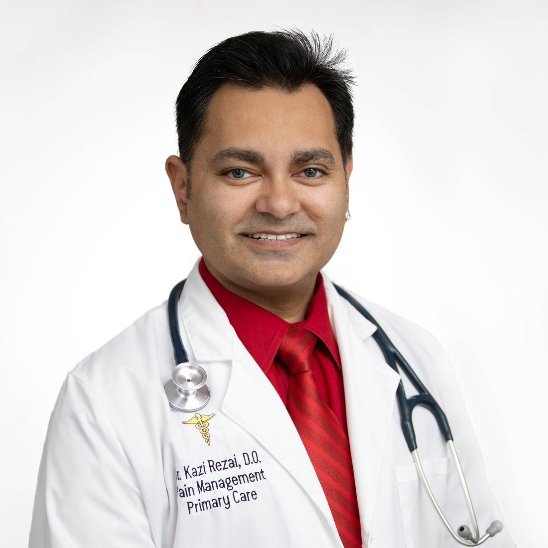 Dr. Kazi Rezai