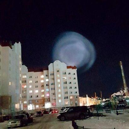 Quand d'immenses boules lumineuses affolent les Sibériens