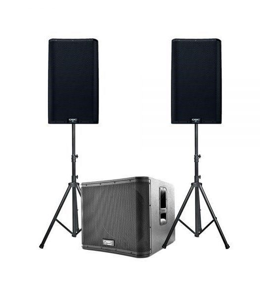 Speakers for rent