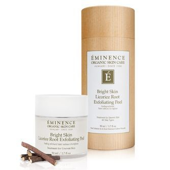 Bright Skin Licorice Root Exfoliating Peel, Eminence Barrhaven, exhalo barrhaven, eminence ottawa