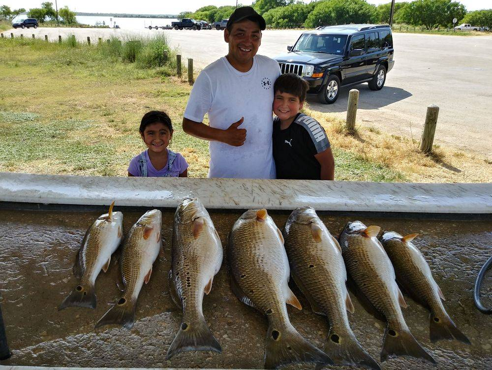 San Antonio, Texas, Fishing Guides, Trips, Charters