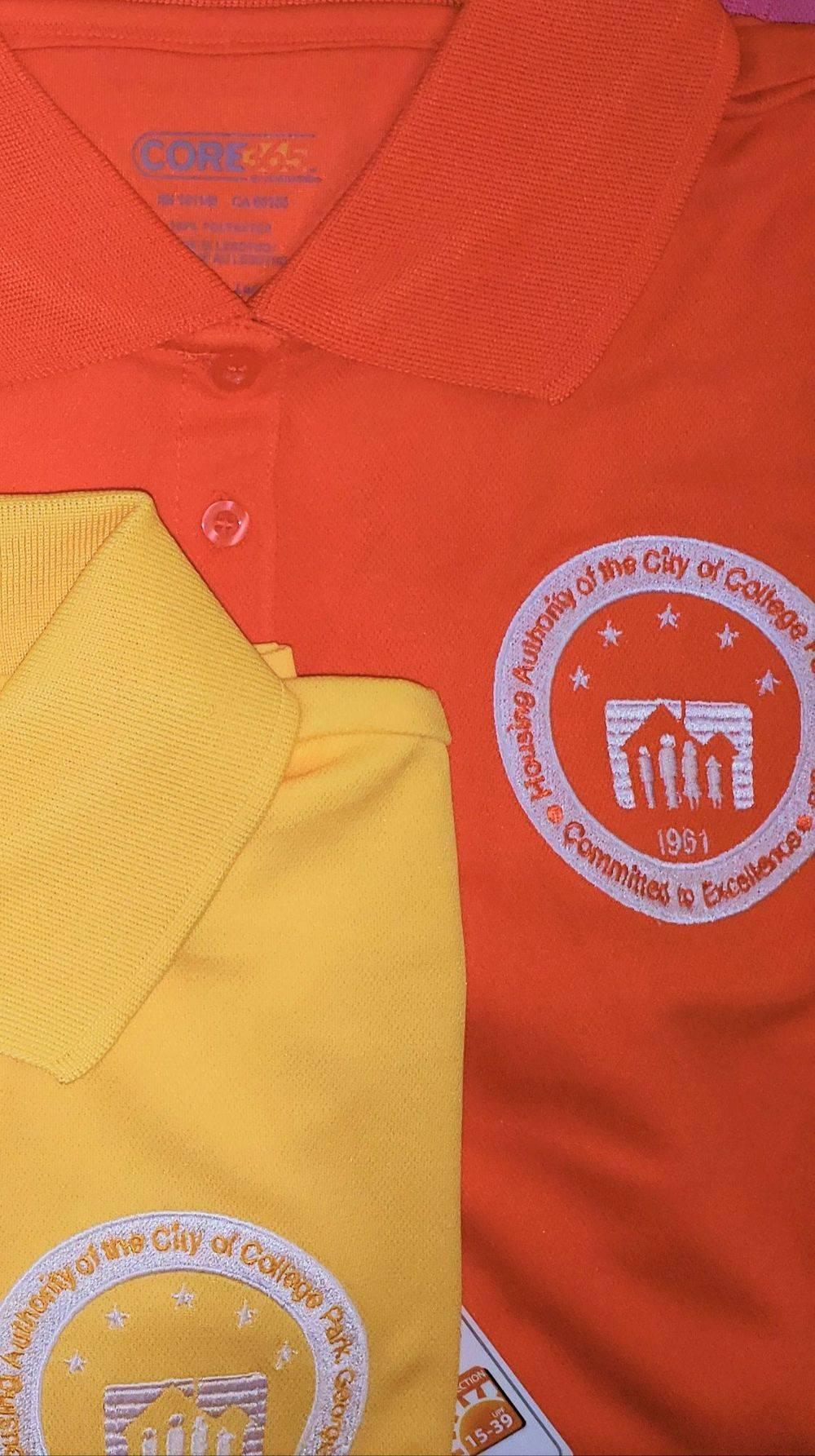 office apparel, government, embroidery, polos, dri fit, under armour, uniforms, housing authority