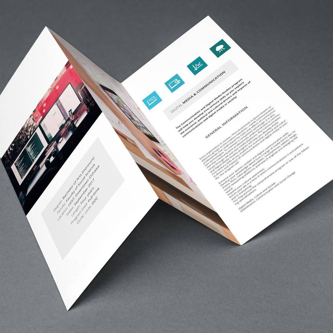 Affordable, Advertising, Folded, Brochure, Custom, Color, B&W, Matte, Gloss