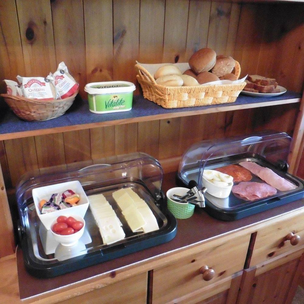 Continental breakfast B&B accommodation Isle of Skye