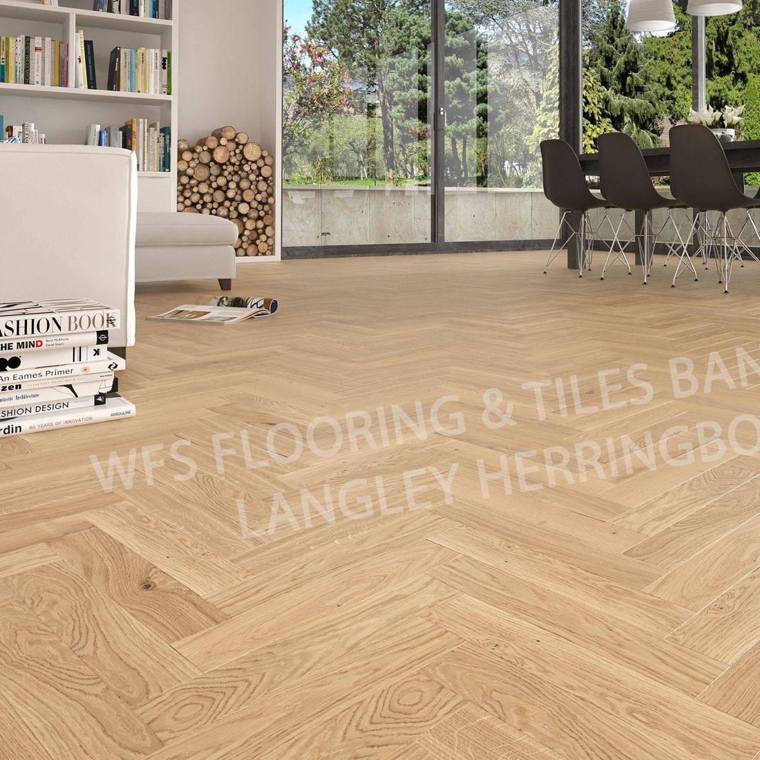 Whiteriver Langley Herringbone