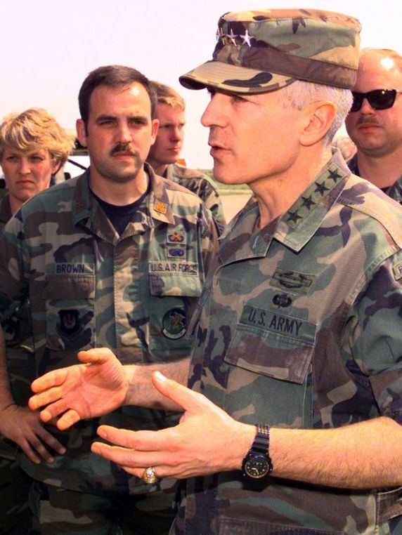 wesley clark, kosovo, air power, force protection, war is my business