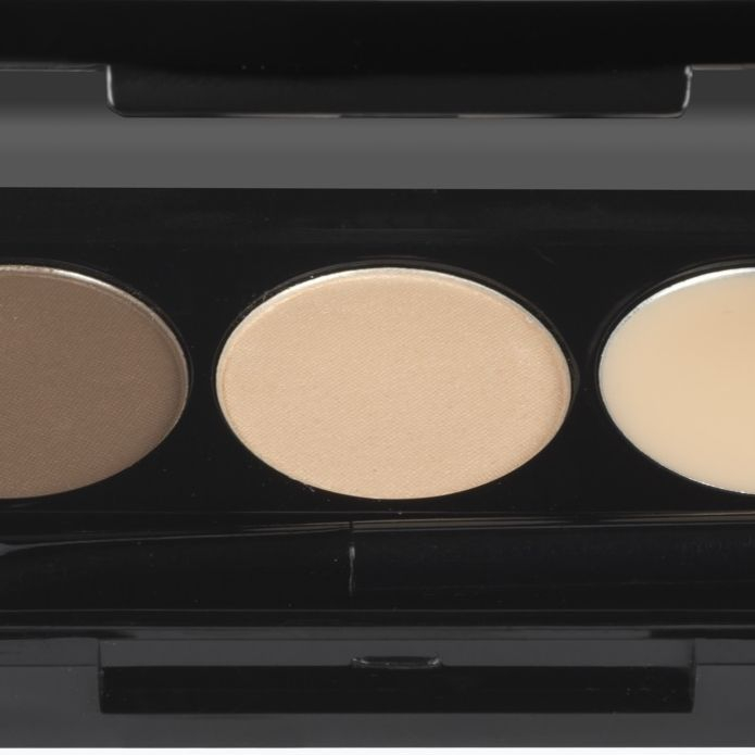 VIC Cosmetics Essentials Brow Palette