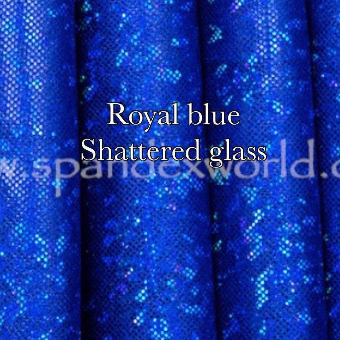 Royal shatter glass