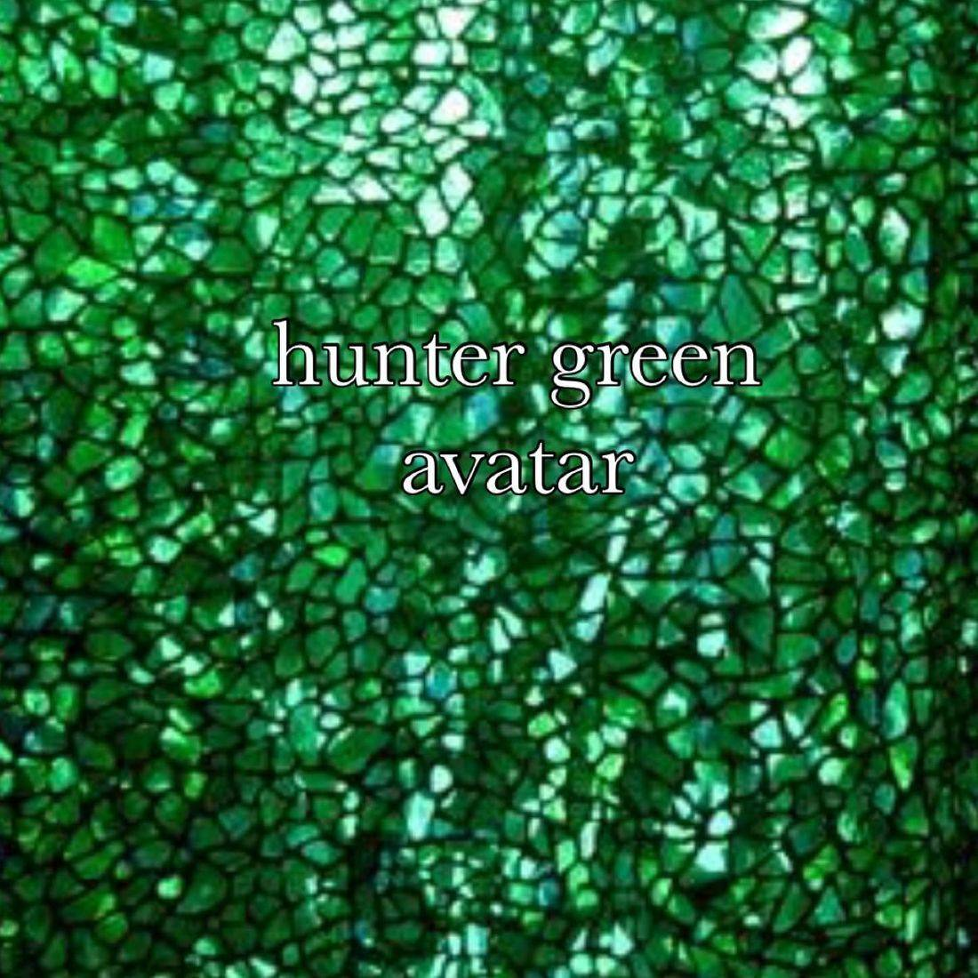 Hunter green avatar