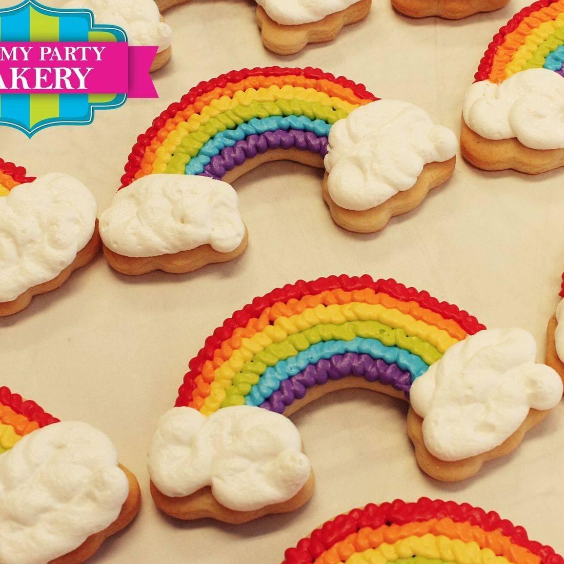 Rainbow Cookies Milwaukee