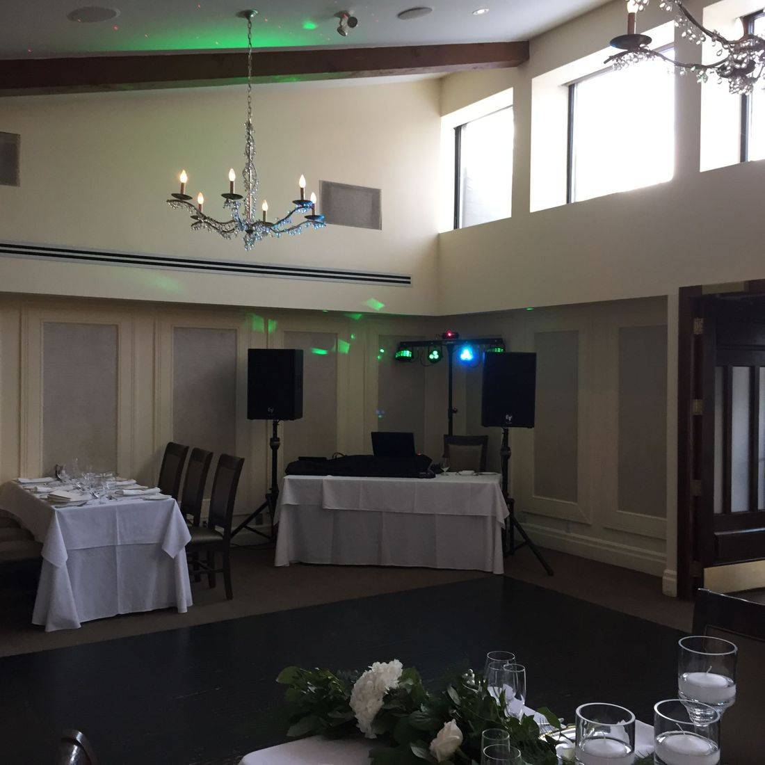Wedding DJ at Ancaster Mill Millview