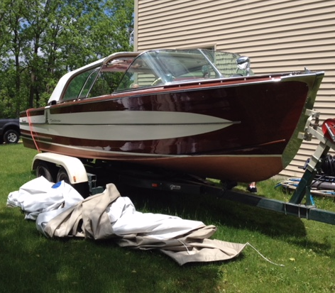 1992 Streblow boat for sale