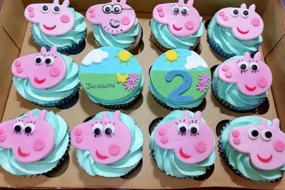 Peppa Pig Box