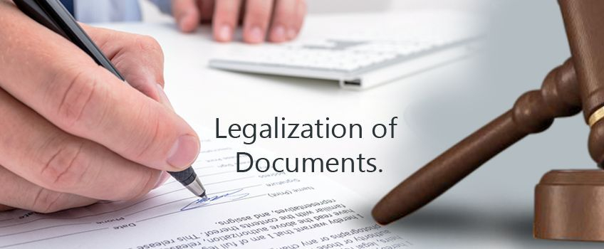 We Legalize Documents