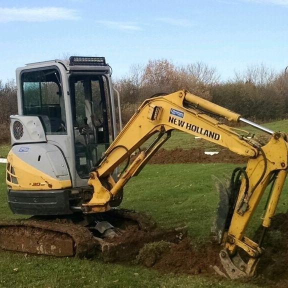 Excavator Work Done In Chenango County, NY