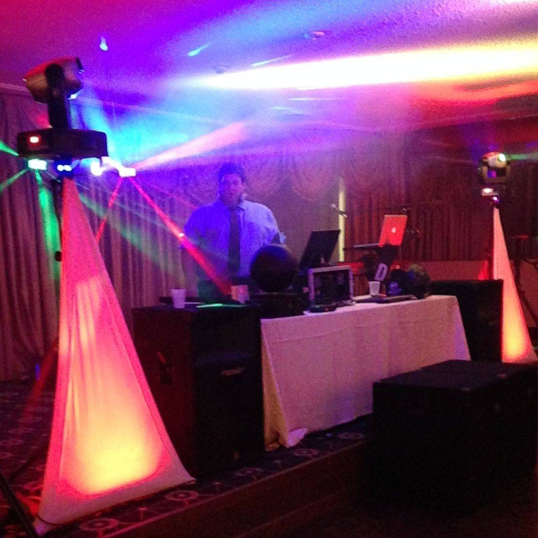 Mr. Productions DJ Service providing Wedding DJ services at Liuna Gardens in Stoney Creek.