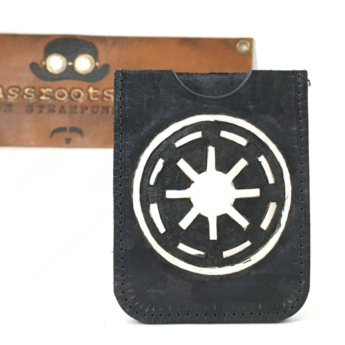 Single slot wallet Old Republic