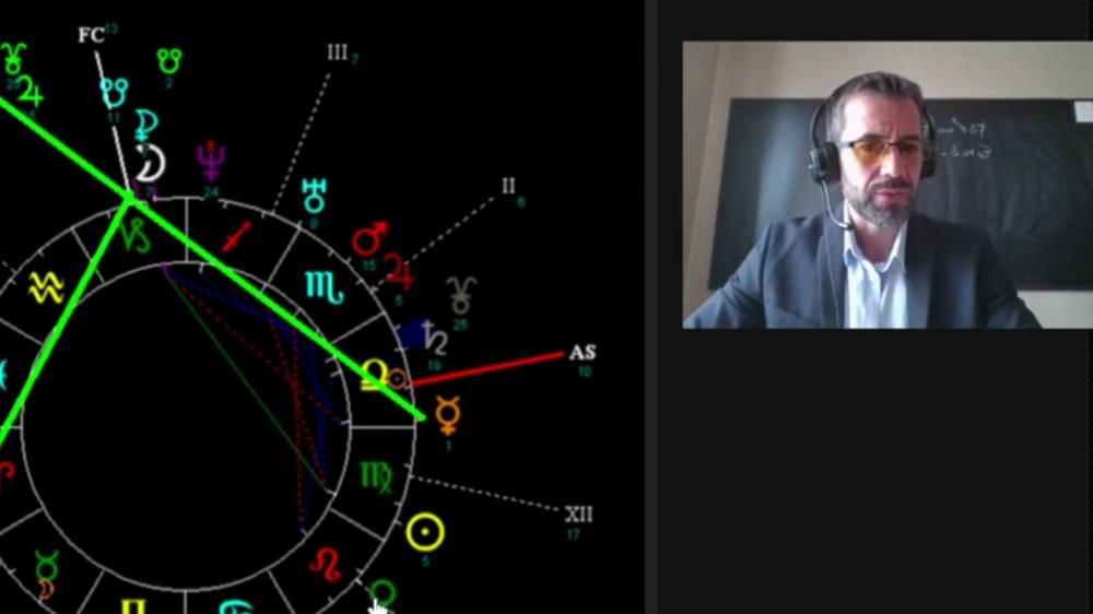 Devenir Astrologue avec les cours en ligne de François Barthomeuf