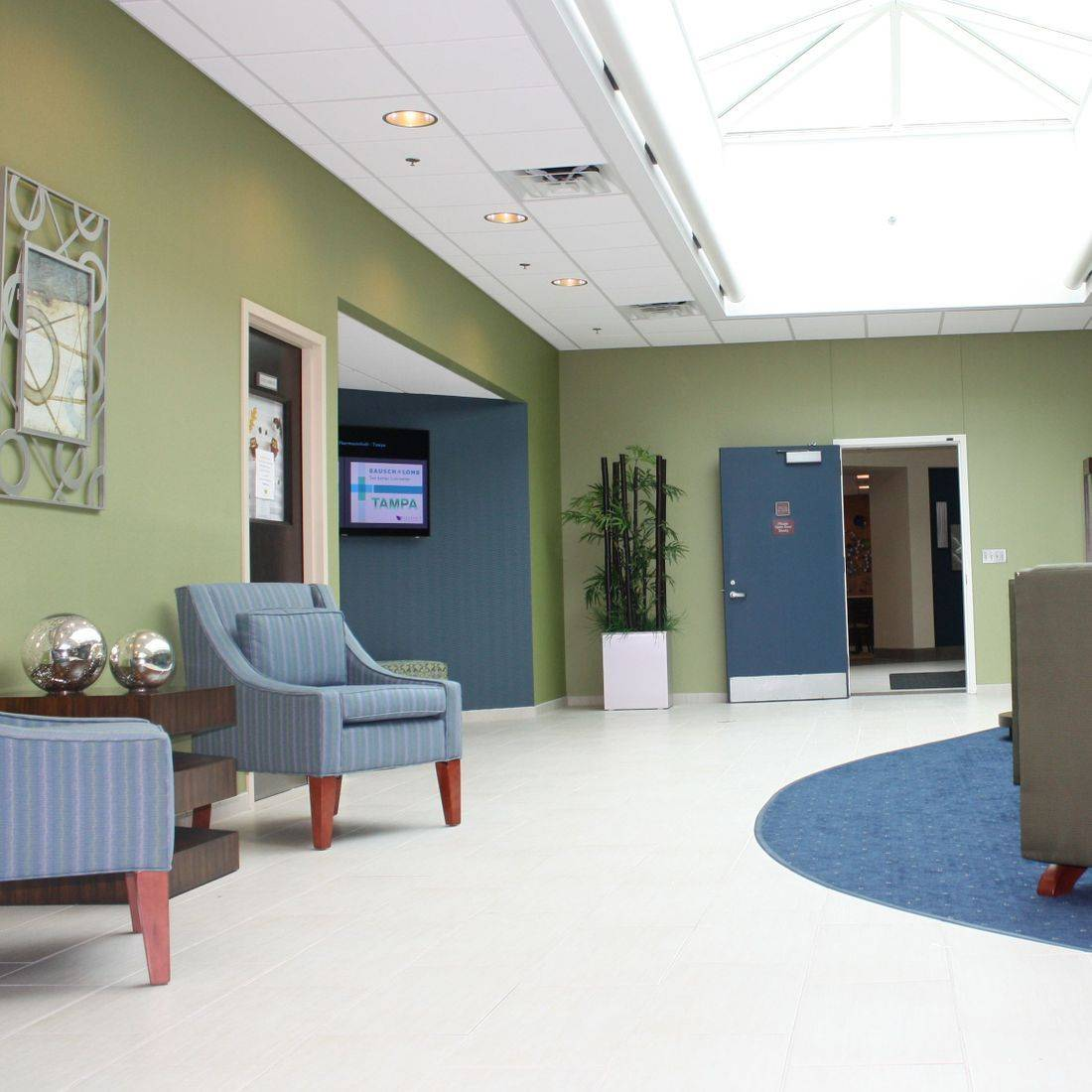 Lobby Interior Designer