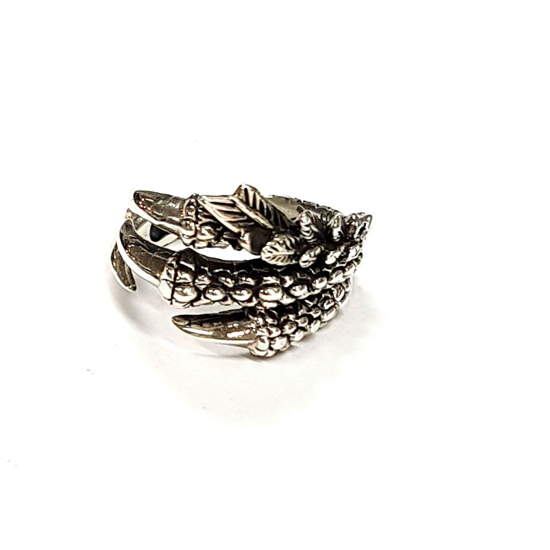 Decorative Claw Ring  available at Kazbah online and our Leicester City Centre shop