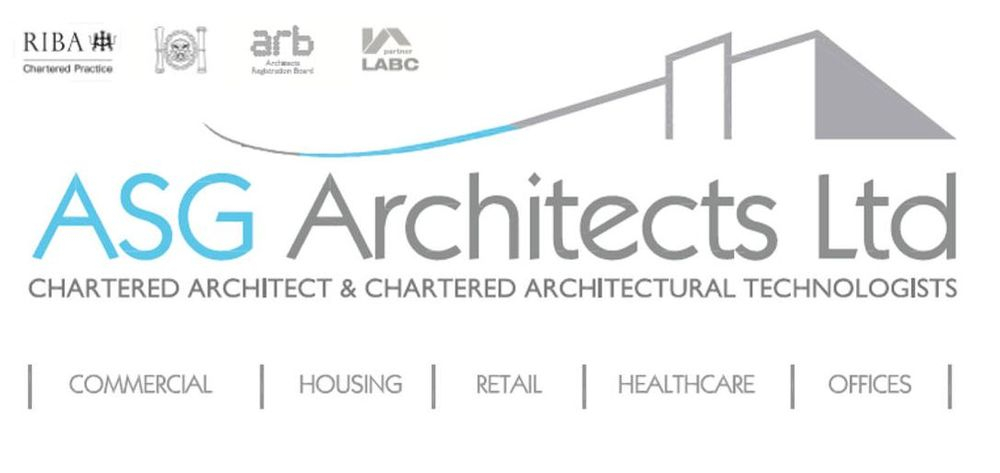 ASG Architects Ltd - Tel : 01952 288 292