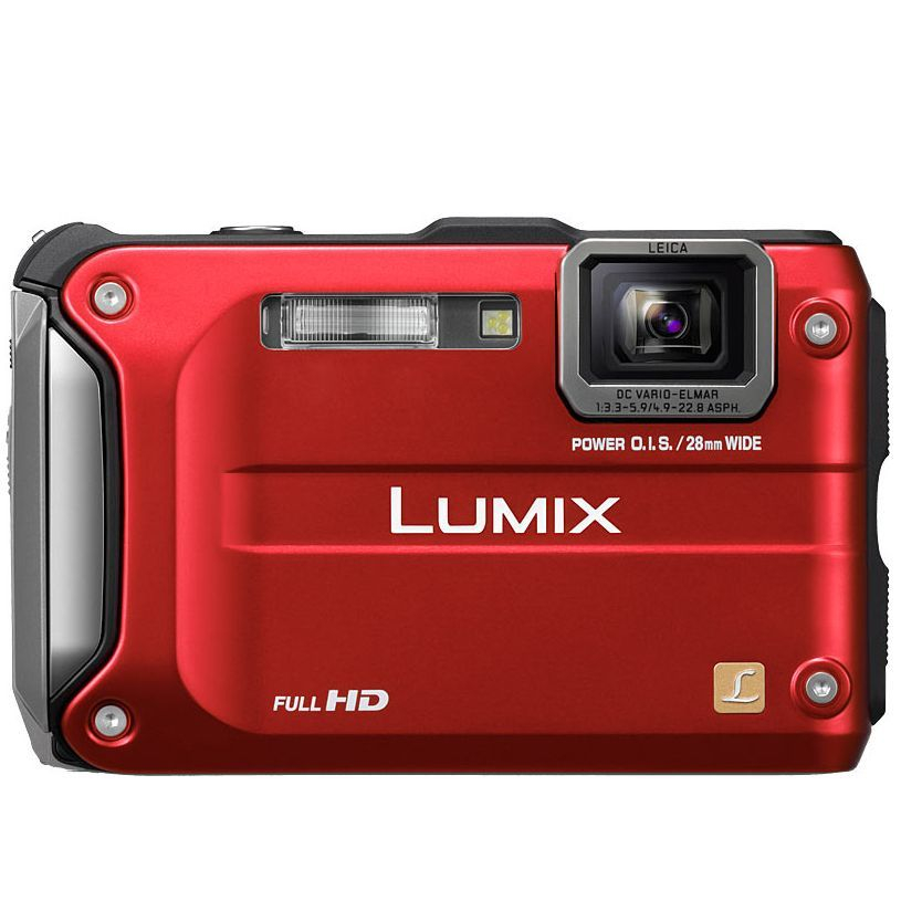 Panasonic Lumix DMC-FT3 Rugged Waterproof Digital Camera Repair