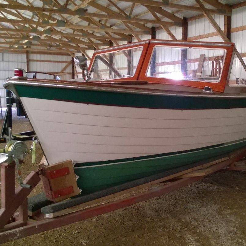Lyman boat for sale at Bergersen Boats Lake Geneva