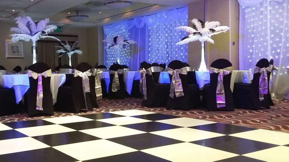 Chair Cover & sash Hire, Surrey, Hampshire